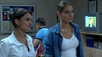 Leyla ve Muzo görev başında