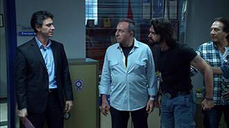 Murat ve Serdar Müdür arasında gerginlik