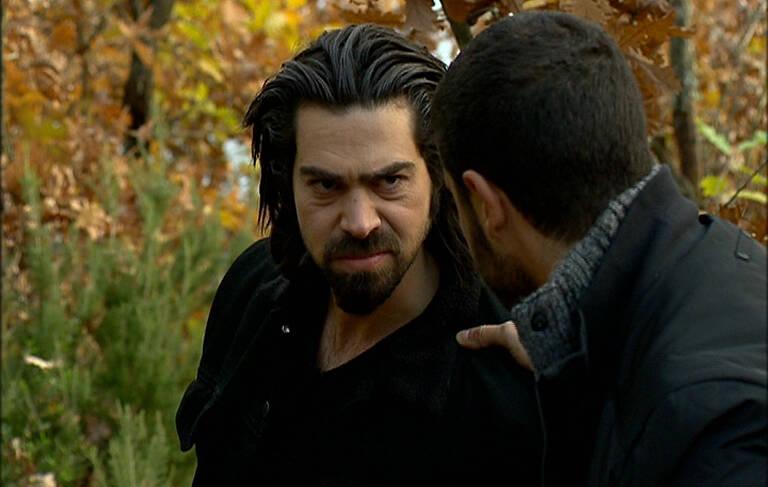 Murat Zeynep'e kavuştu