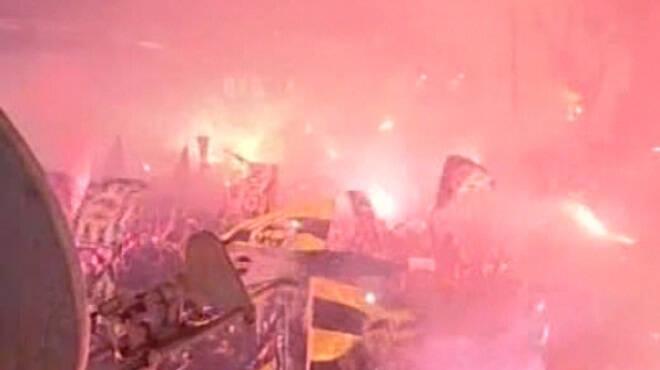 Fenerbahçenin Şampiyonluk Coşkusu