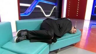 Yarışmacı masal anlattı stüdyodakiler ayakta uyudu