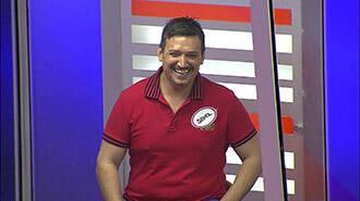 Şenol İpek, eşiyle yarışmaya katıldı