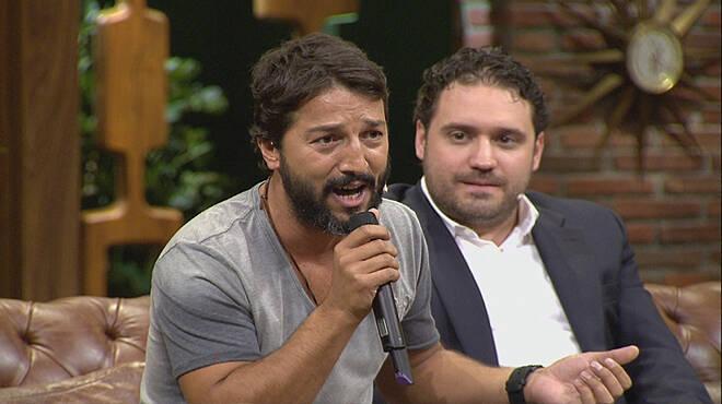 İsmail Bakiden Murat Kekilli taklidi!