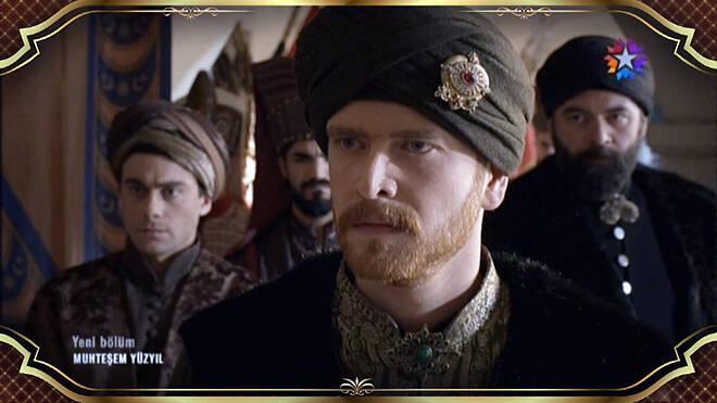 Şehzade Selimin yediği fırçalar!