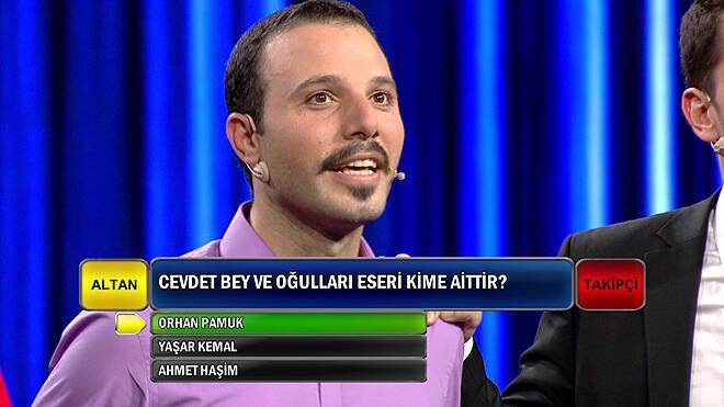 Takip 3. Bölüm Kapışma Etabı - Altan Şahmaroğlu