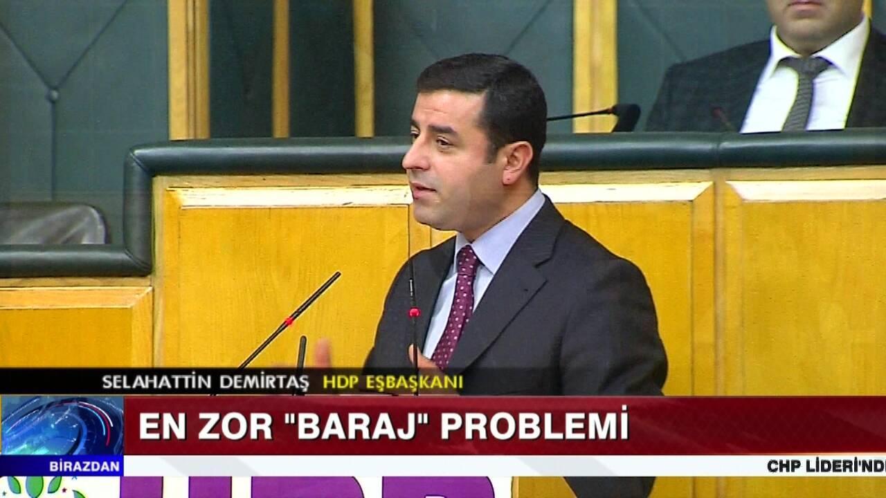 "En zor ""baraj"" problemi"