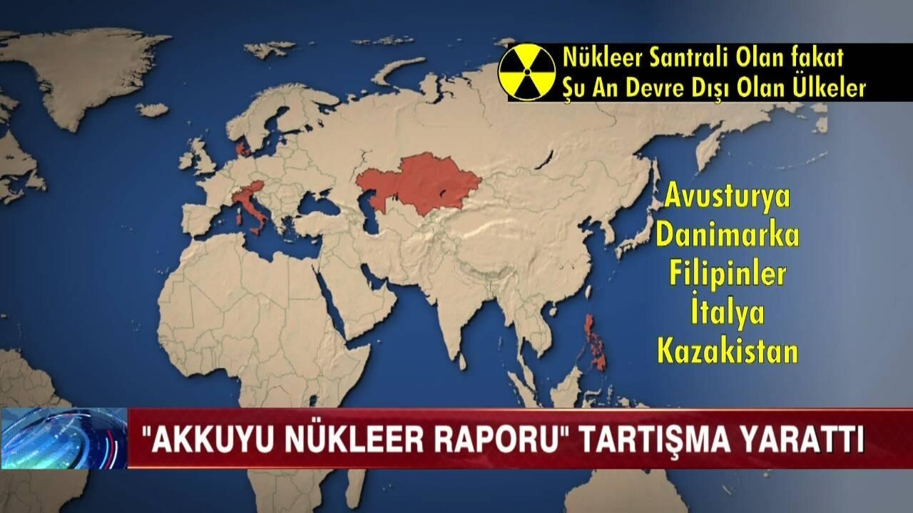 Nükleer raporu tartışma yarattı