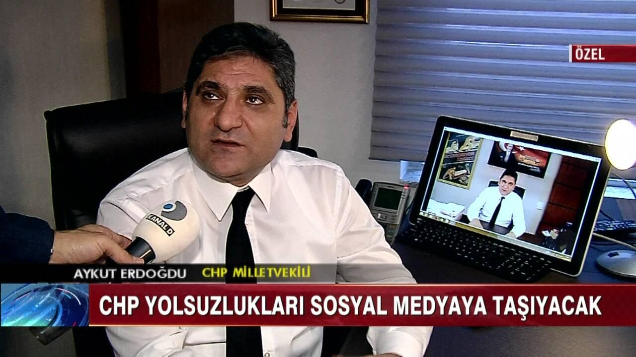 CHP'den yeni yolsuzluk videoları!