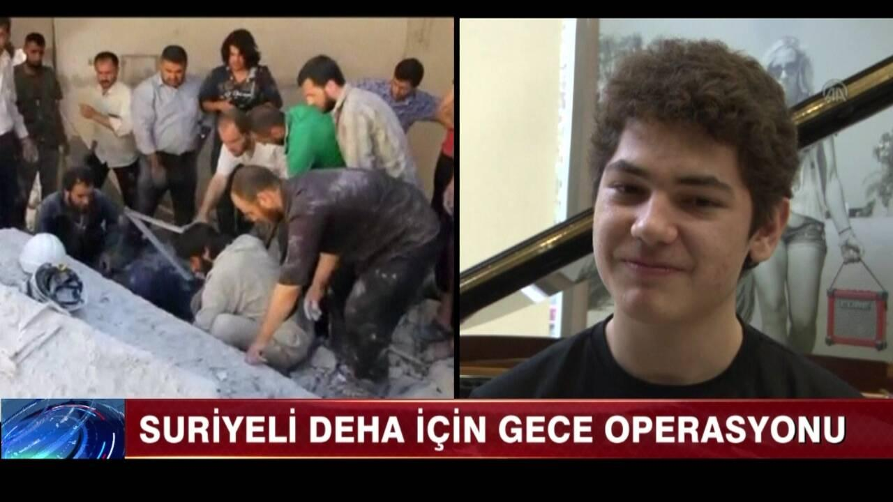 Bir gecede Türk Vatandaşı oldu!