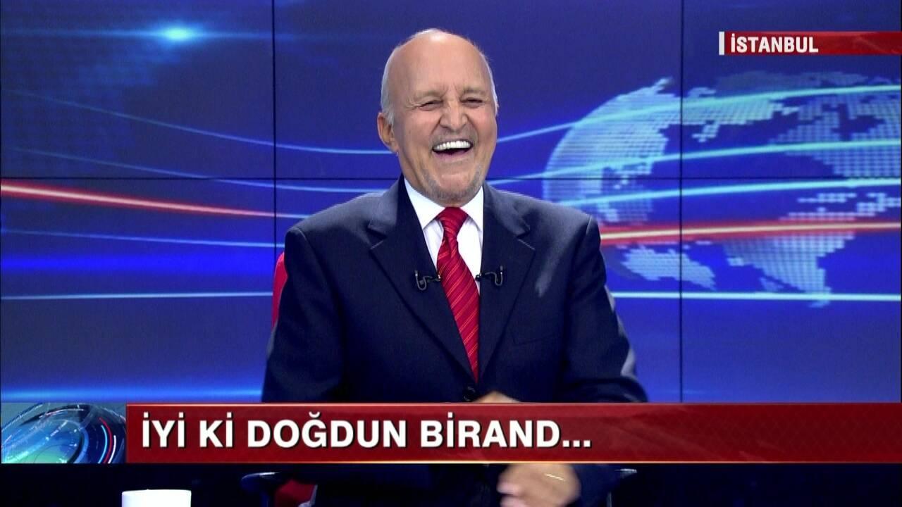 İyi ki Doğdun Birand!