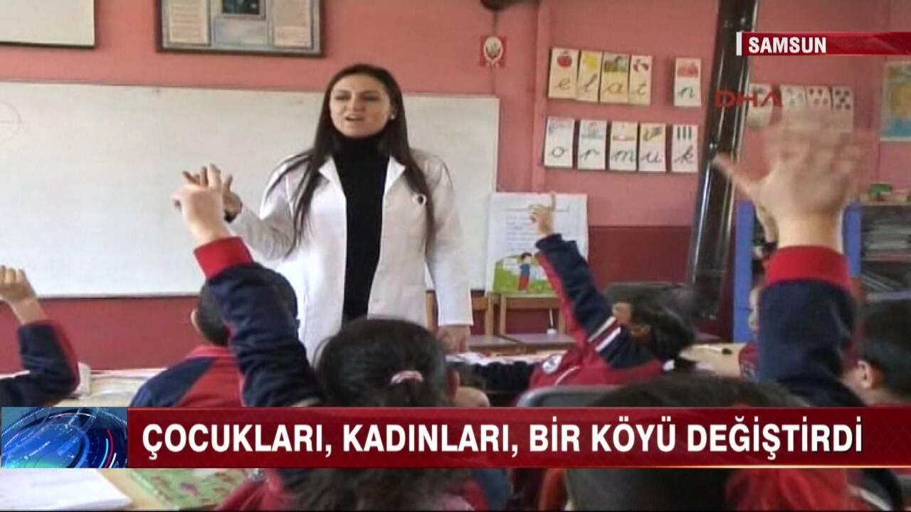 Dünyanın en iyi öğretmeni!