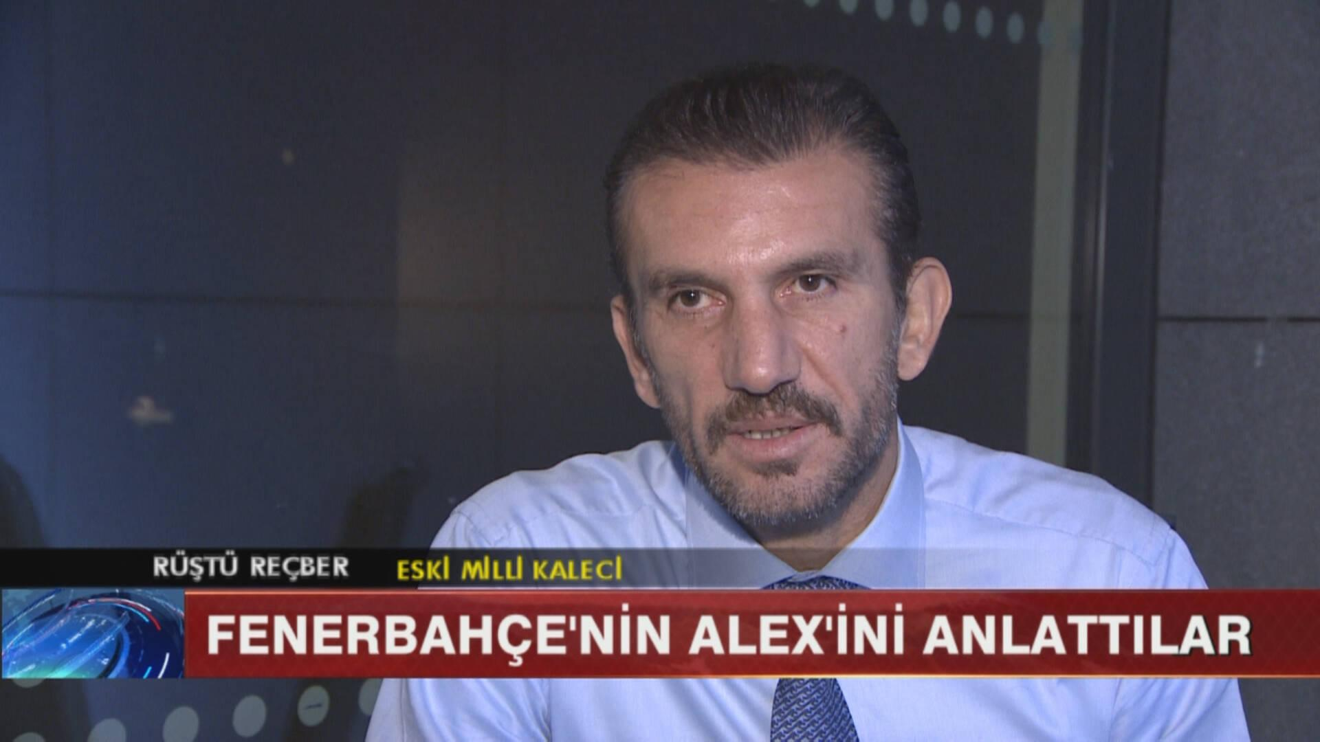 İşte Fenerbahçe'nin Alex'i!