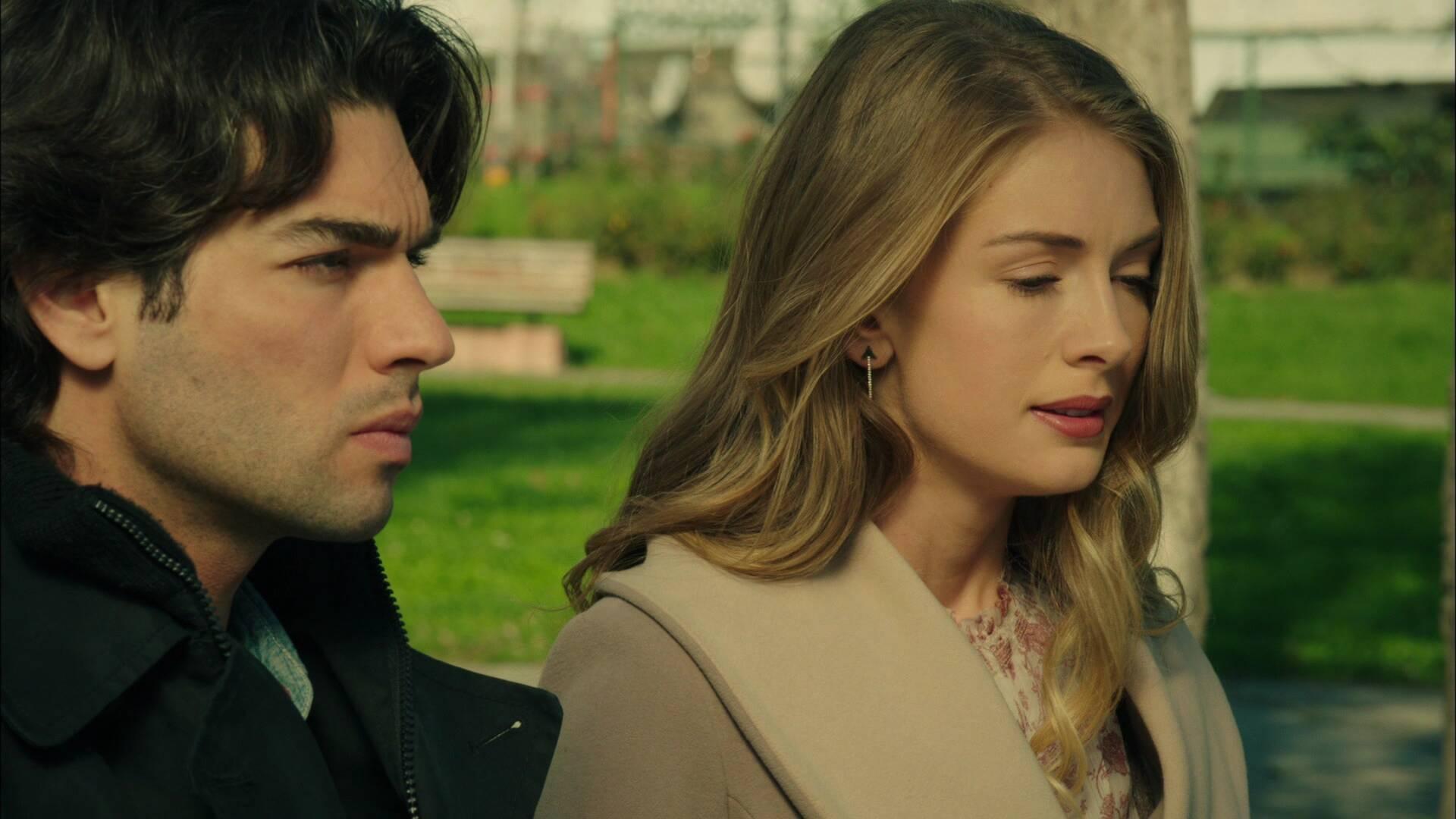 Emir ile Sibel'in yüzleşmesi