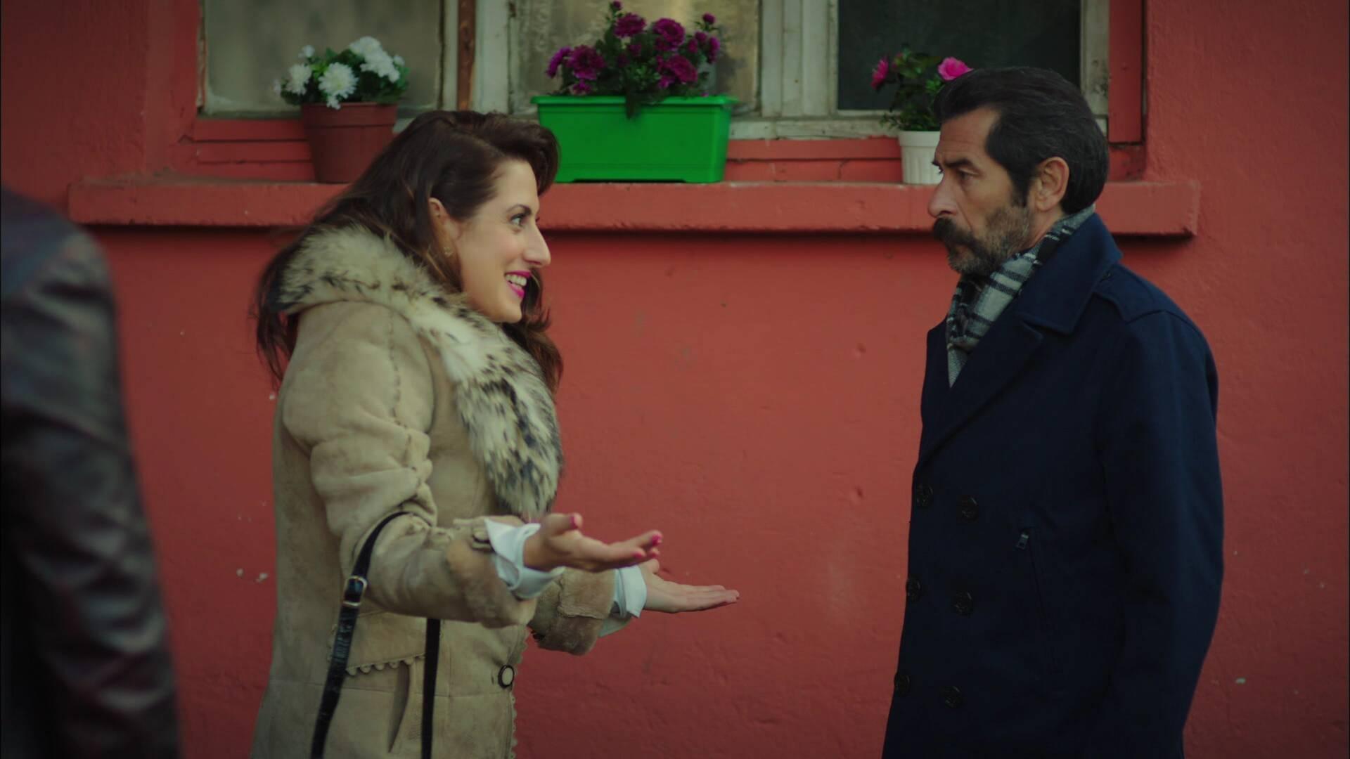 """Öpüşmemizin 1,5 ayı doldu"""