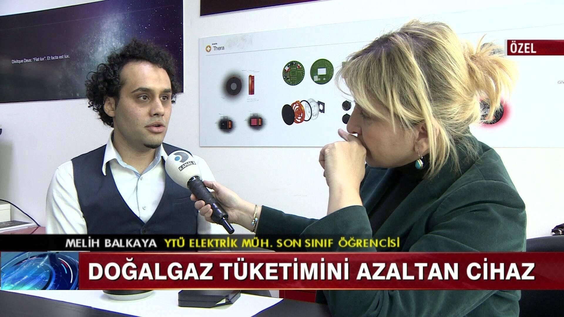 Türk gencinin mucize buluşu!
