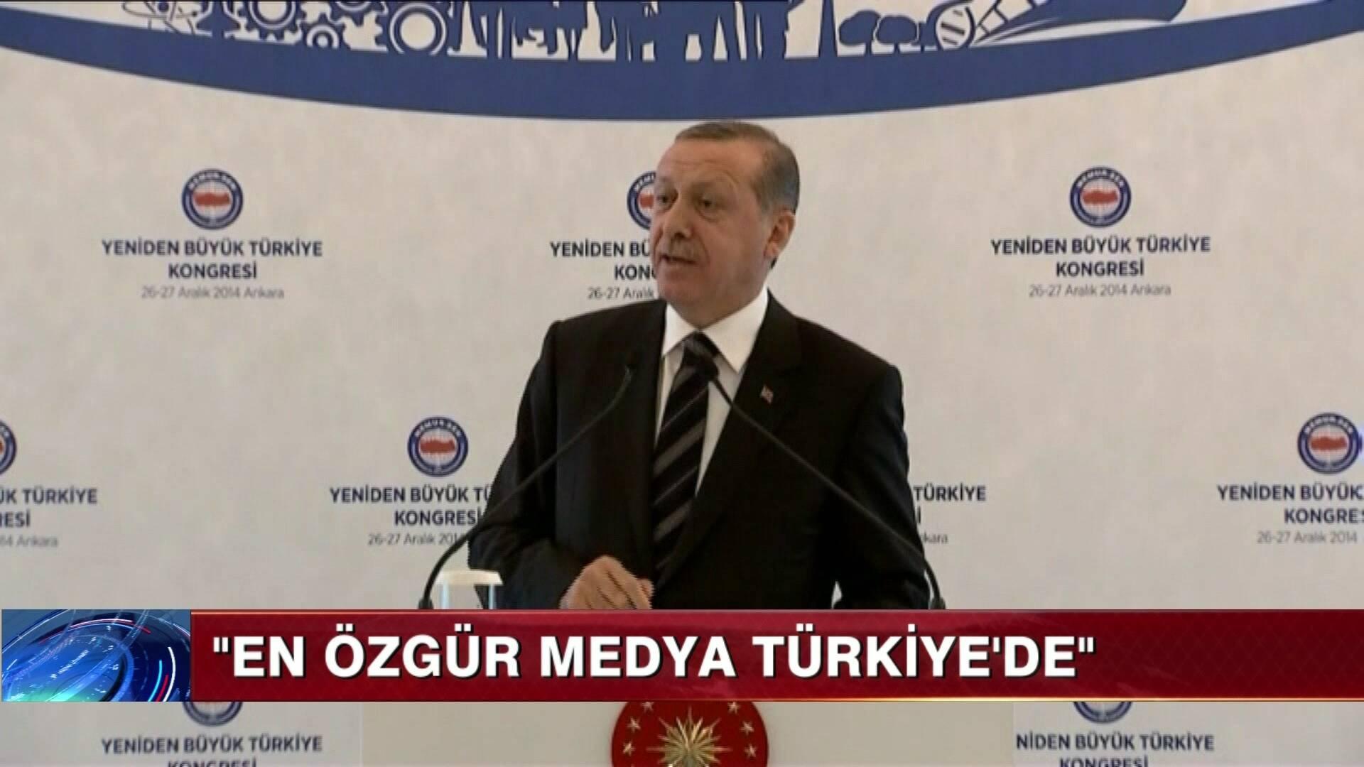 Erdoğan'dan eleştirilere sert çıkış!