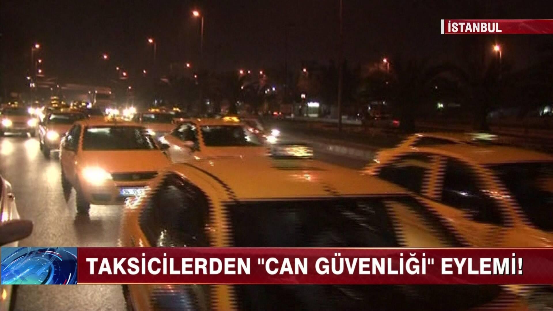 İstanbul'da sarı öfke!