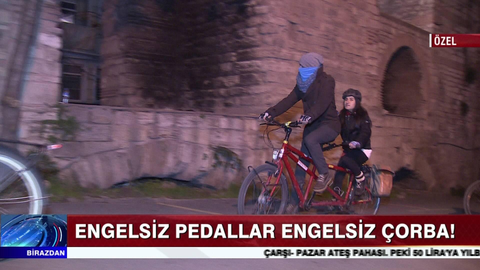 Bisikletli süper kahramanlar