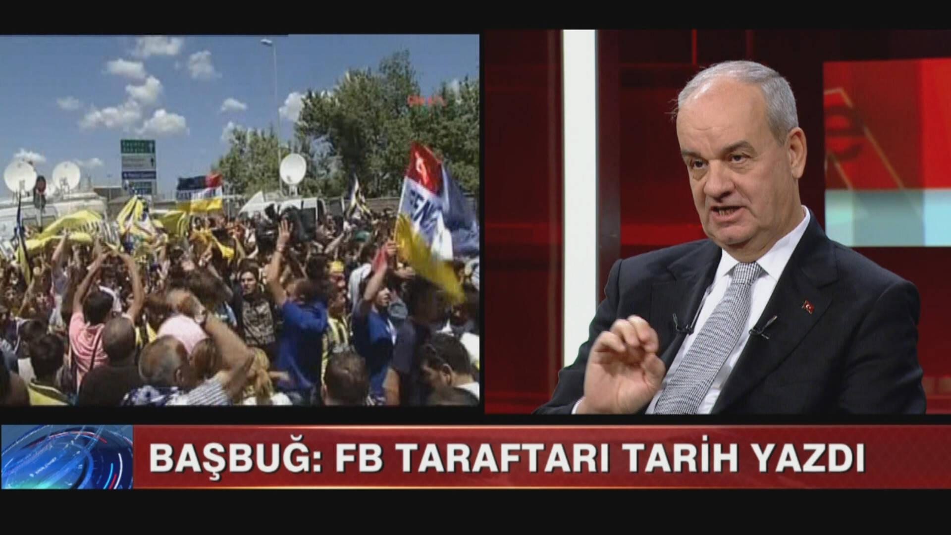 Fenerbahçe Taraftarı tarih yazdı!