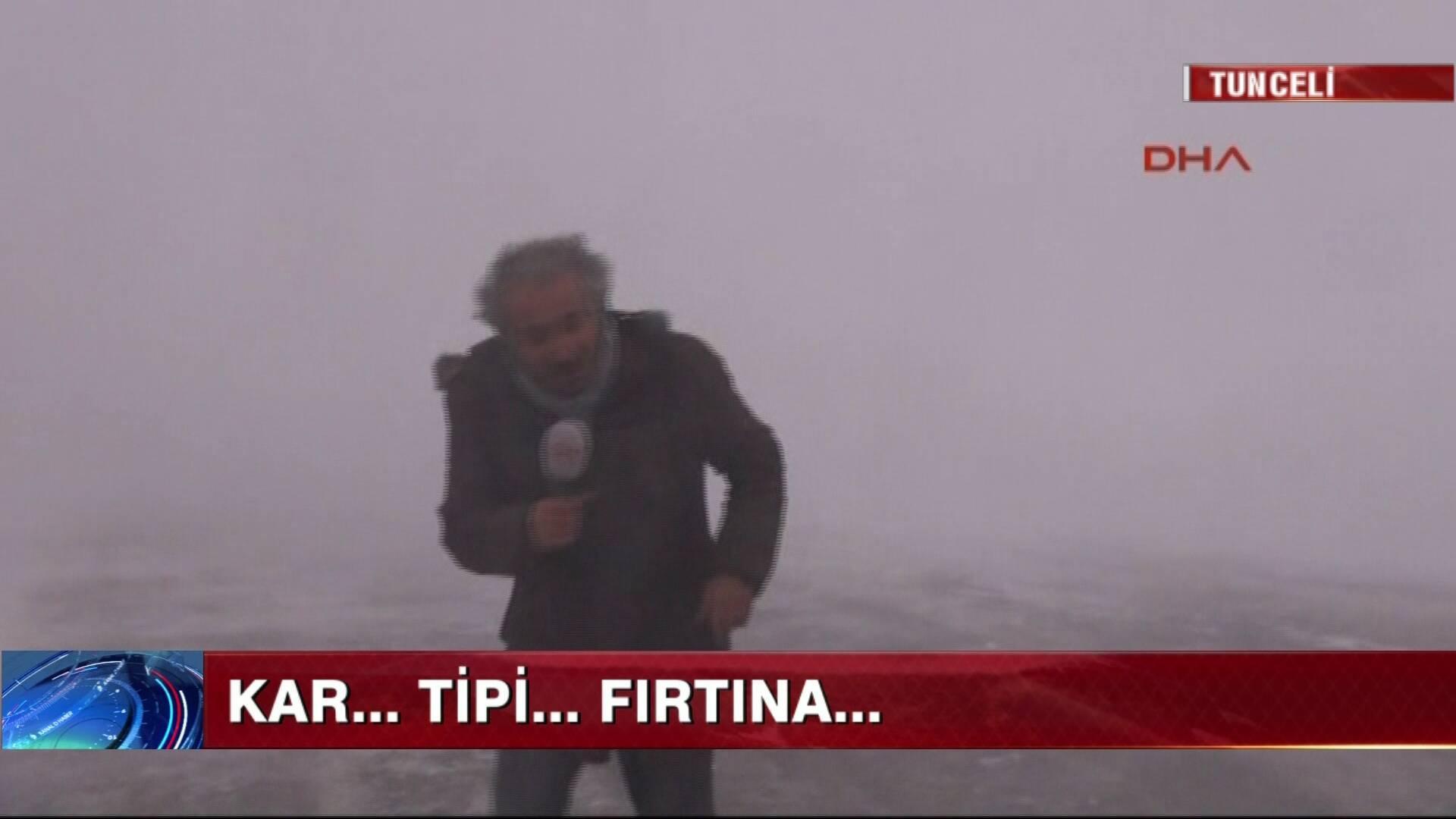 Türkiye'nin karla imtihanı!