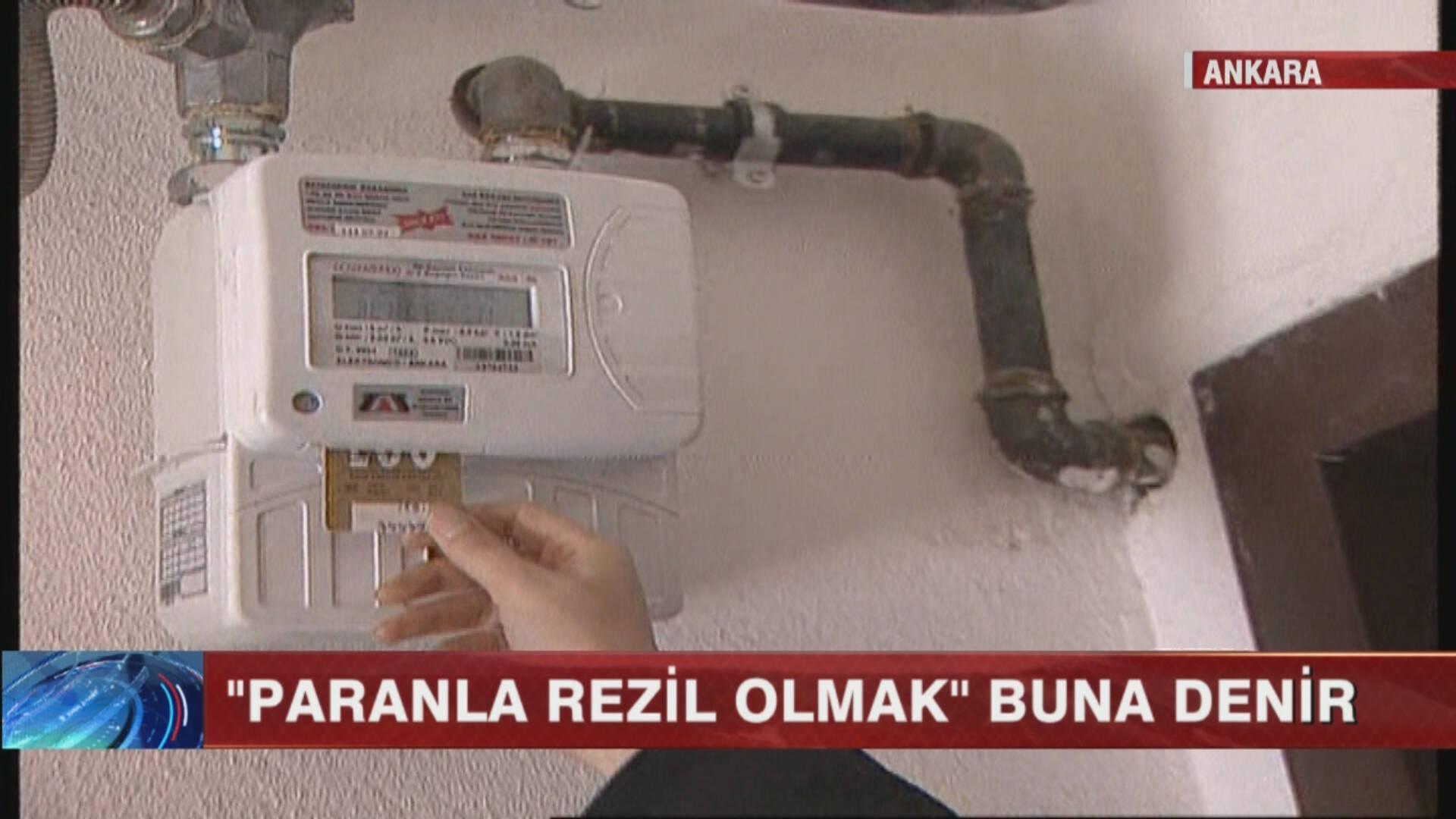 Ankara'lıların soğuk ile imtihanı!