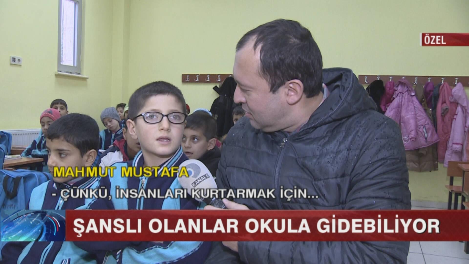 Türkiye'nin zorunlu misafirleri Suriye'liler - 2 !