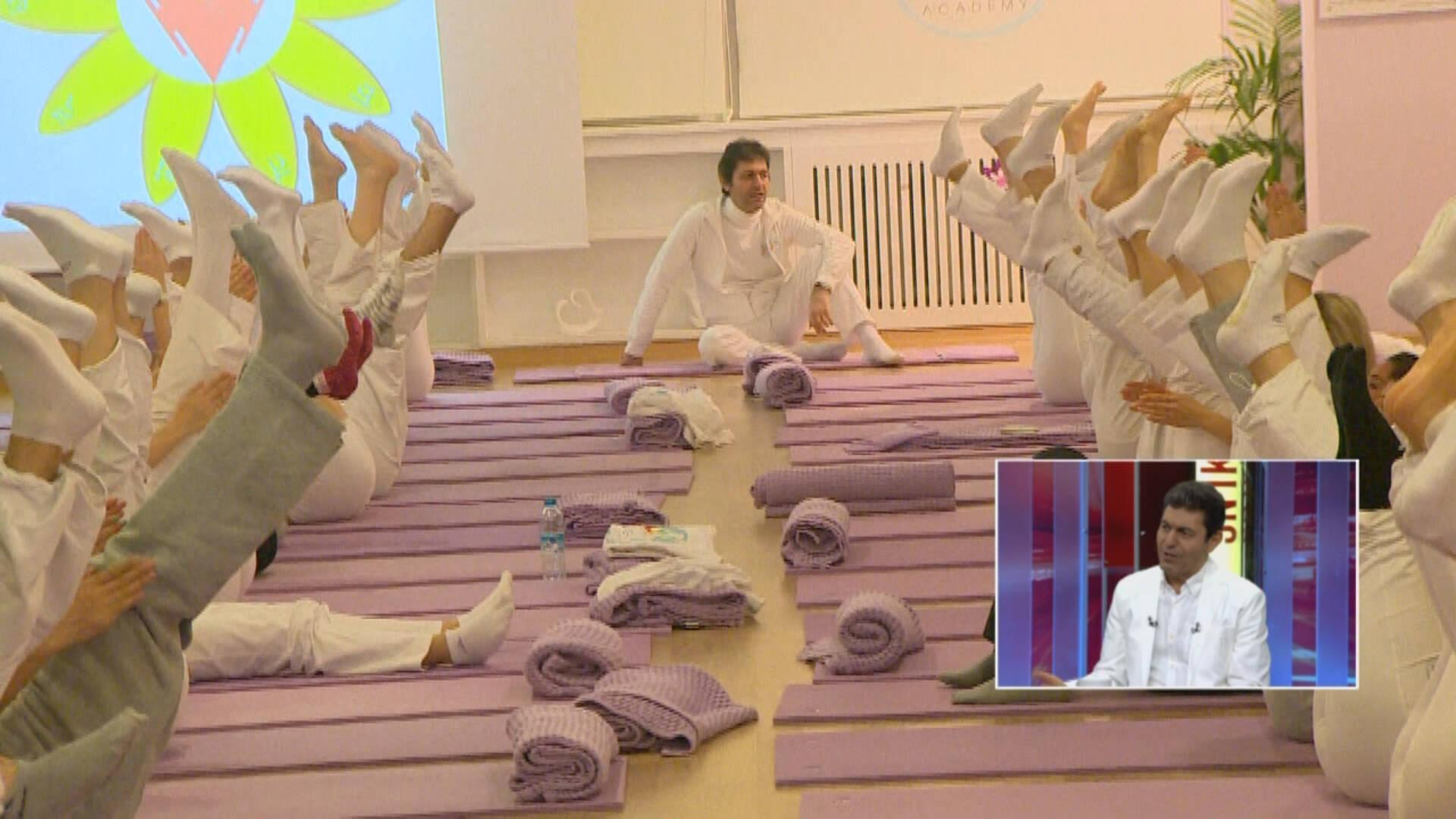 Yoga merkezi mi, tarikat mı?
