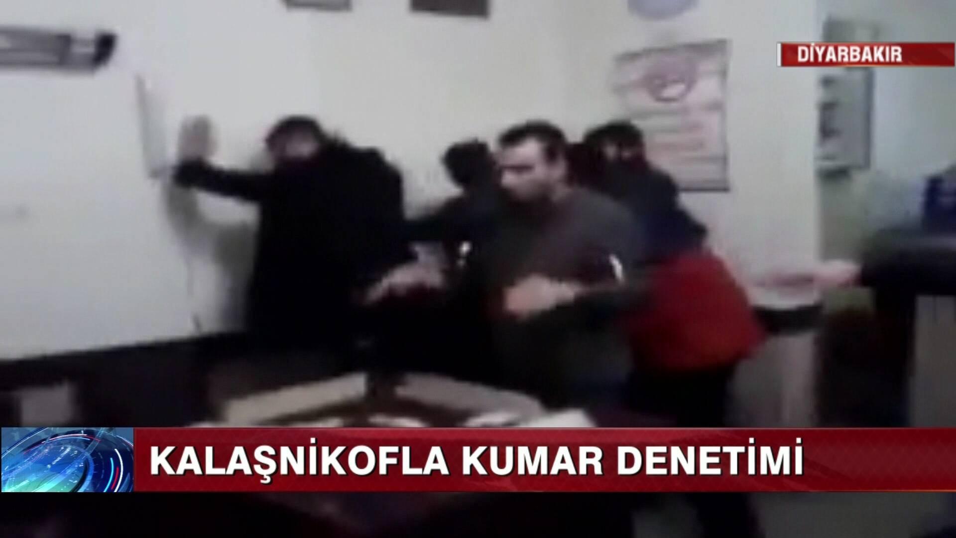 PKK, silahla sokağa çıktı!