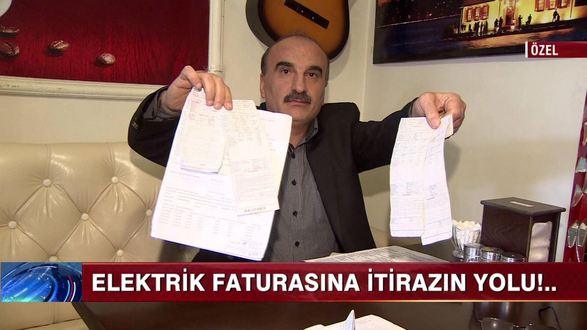 """Elektrik faturasında """"Sayaç"""" faktörü!.."""