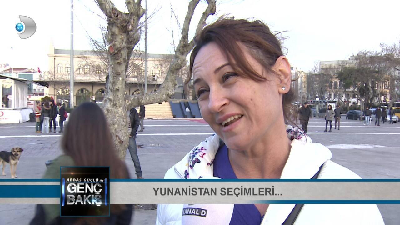 Yunanistan seçimleri hakkında ilginç yorumlar!