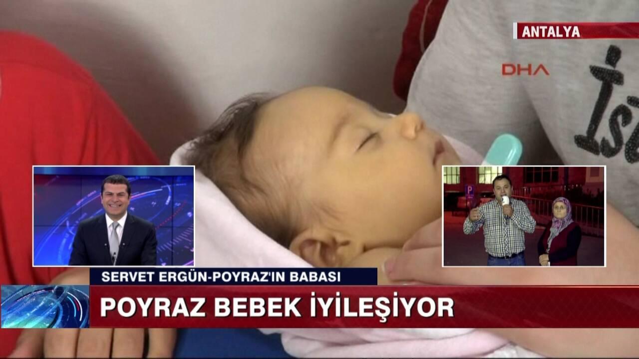 Minik Poyraz için hastane bulundu