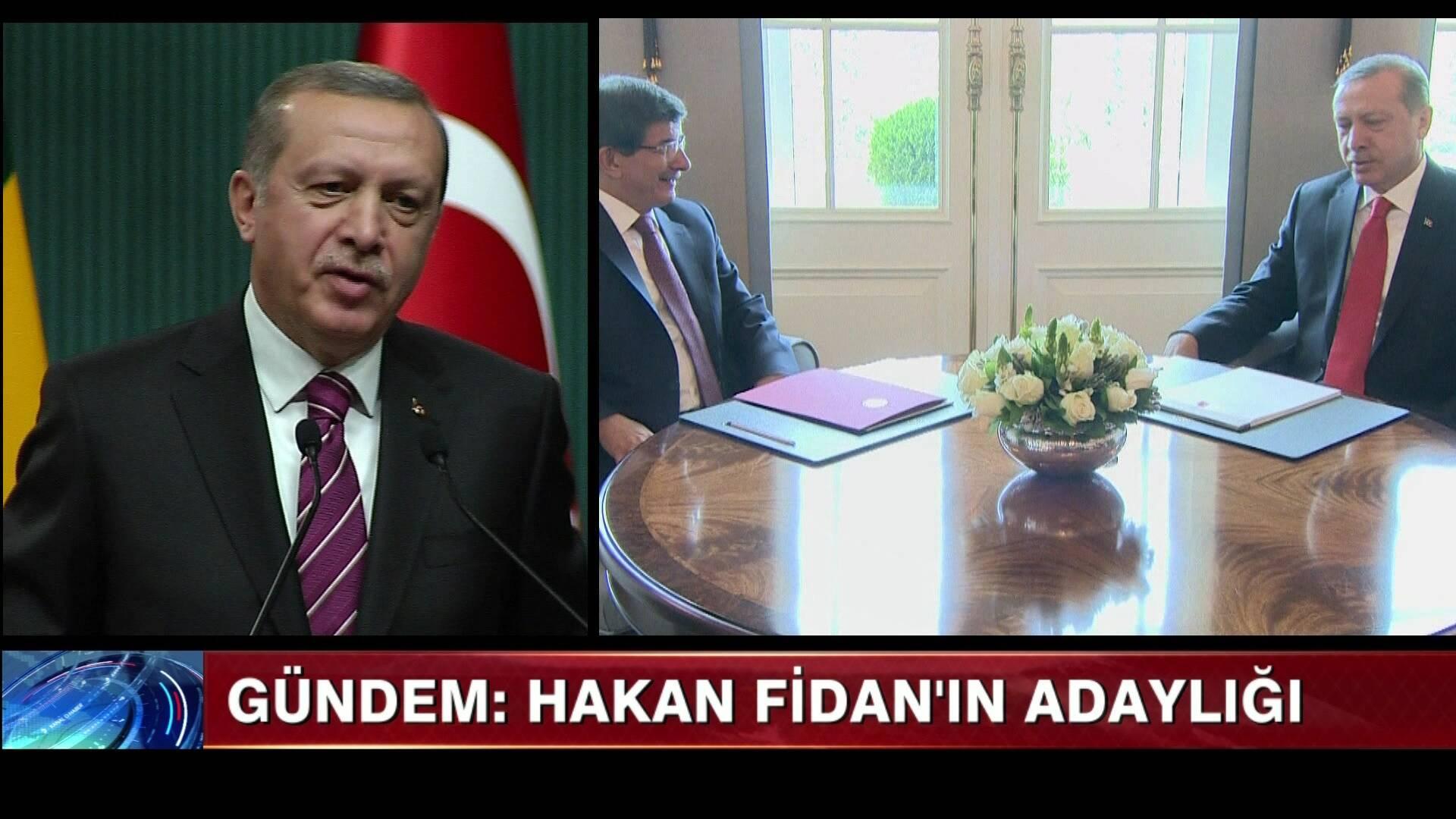Ankara'nın gündemi değişti