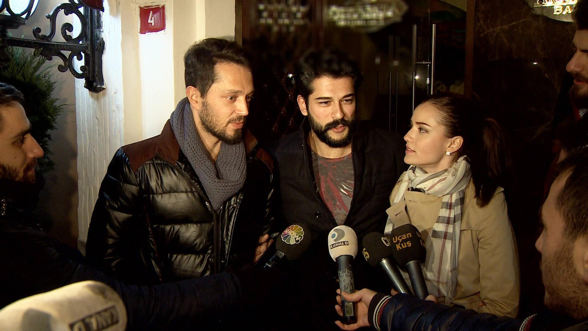 Magazin Muhabirleri ile Bir Gün