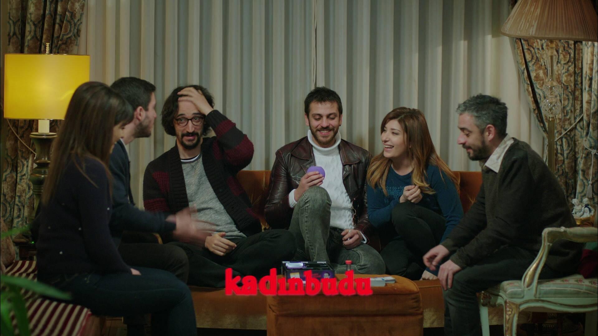 Nevizadeler'in eğlenceli Tabu oyunu