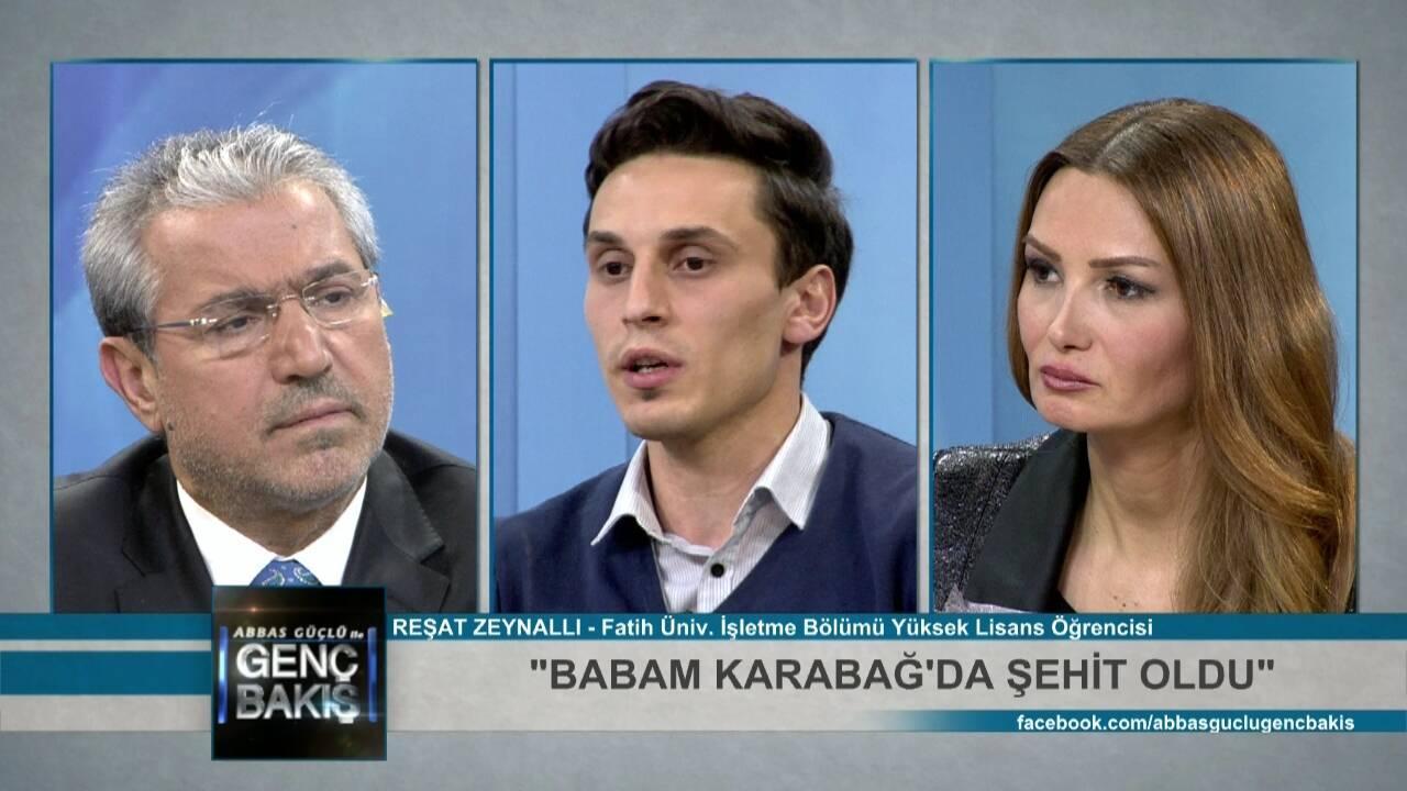 Babam Karabağ'da şehit oldu!