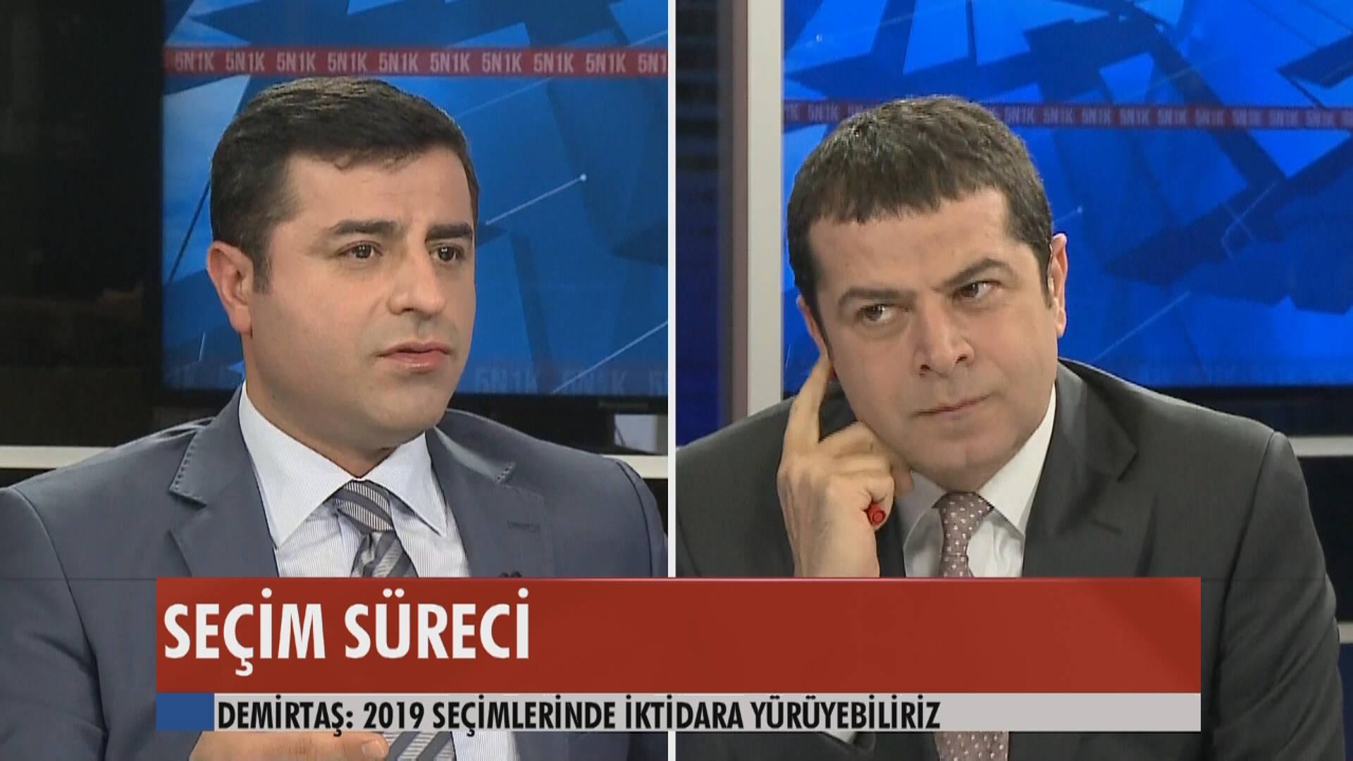 HDP Türkiye'de iktidar olur mu?