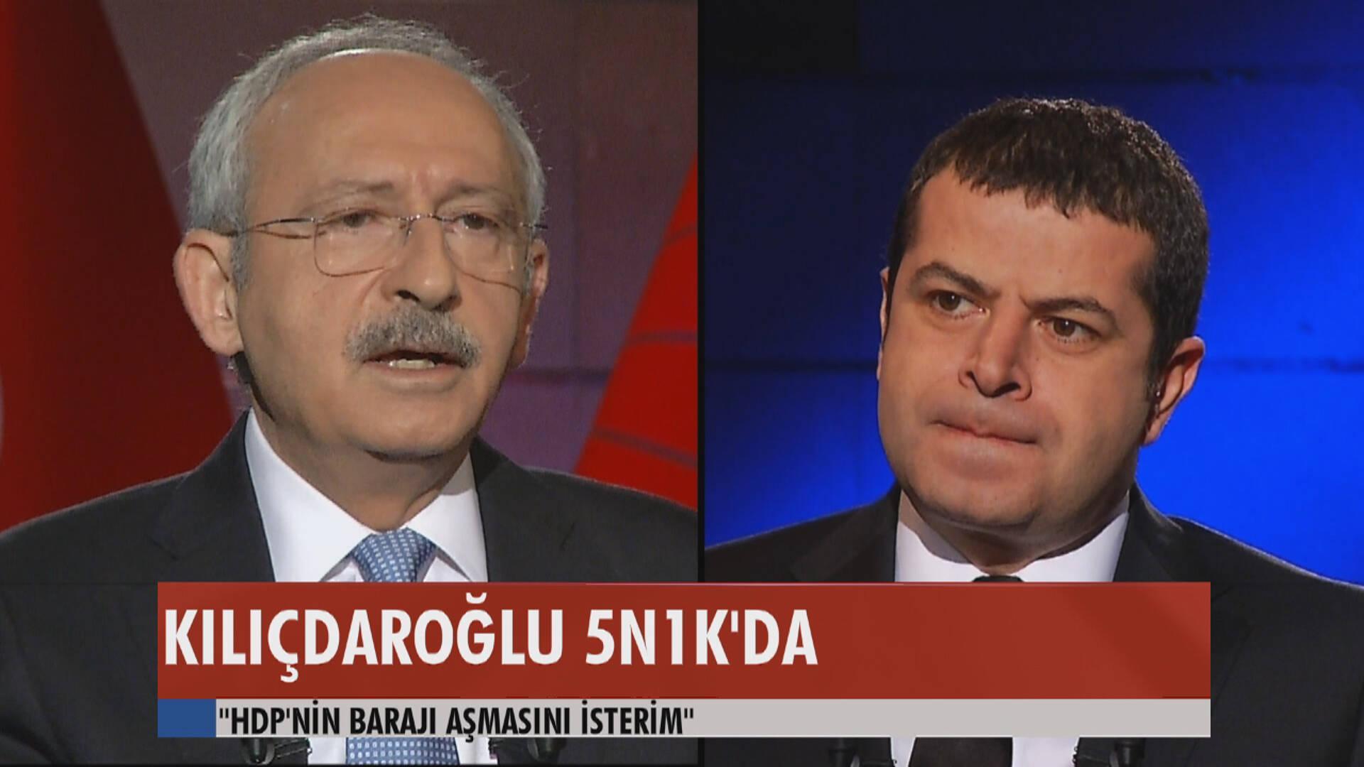 HDP'nin Seçim Barajı'nı geçmesini isterim!