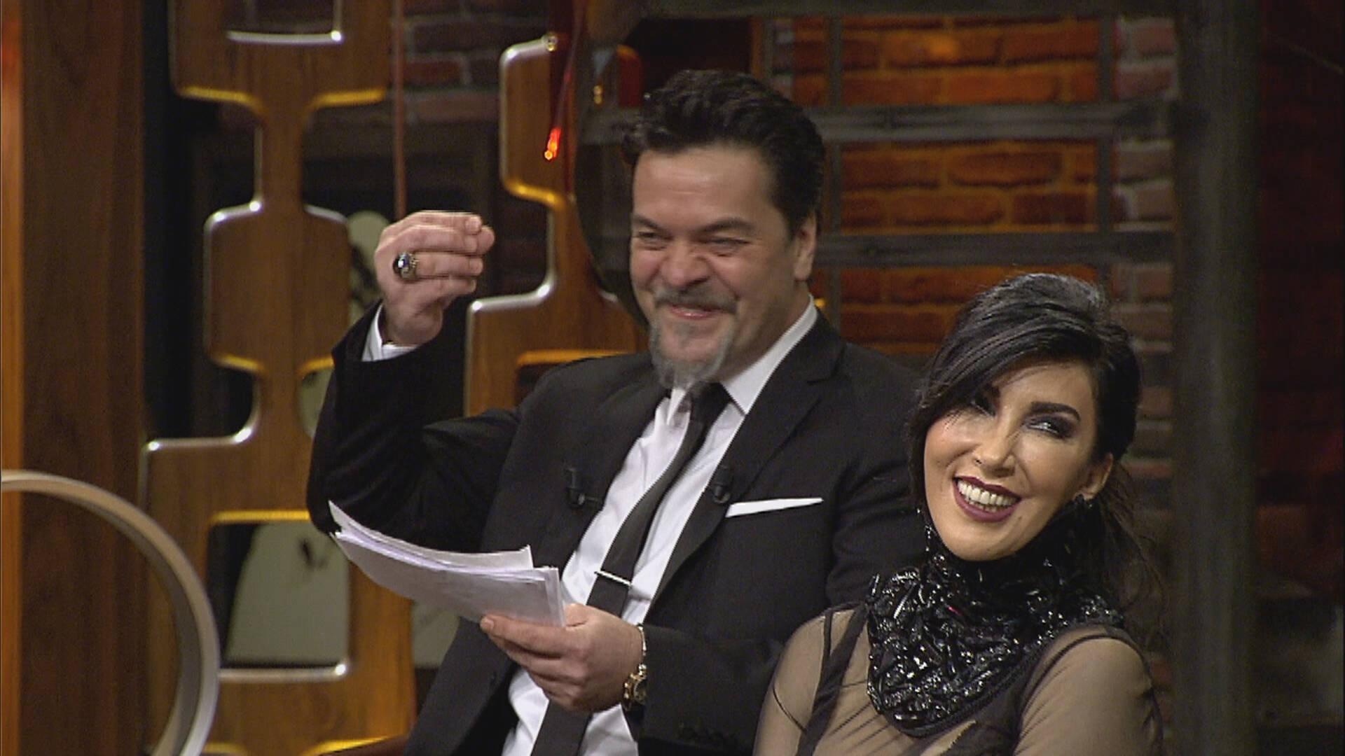 Beyaz Show seyircilerinden Güzin Abla'ya sorular!
