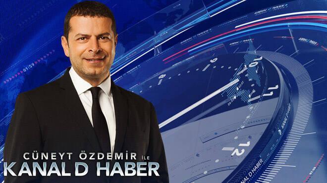 Kanal D Ana Haber Bülteni - 14.04.2015