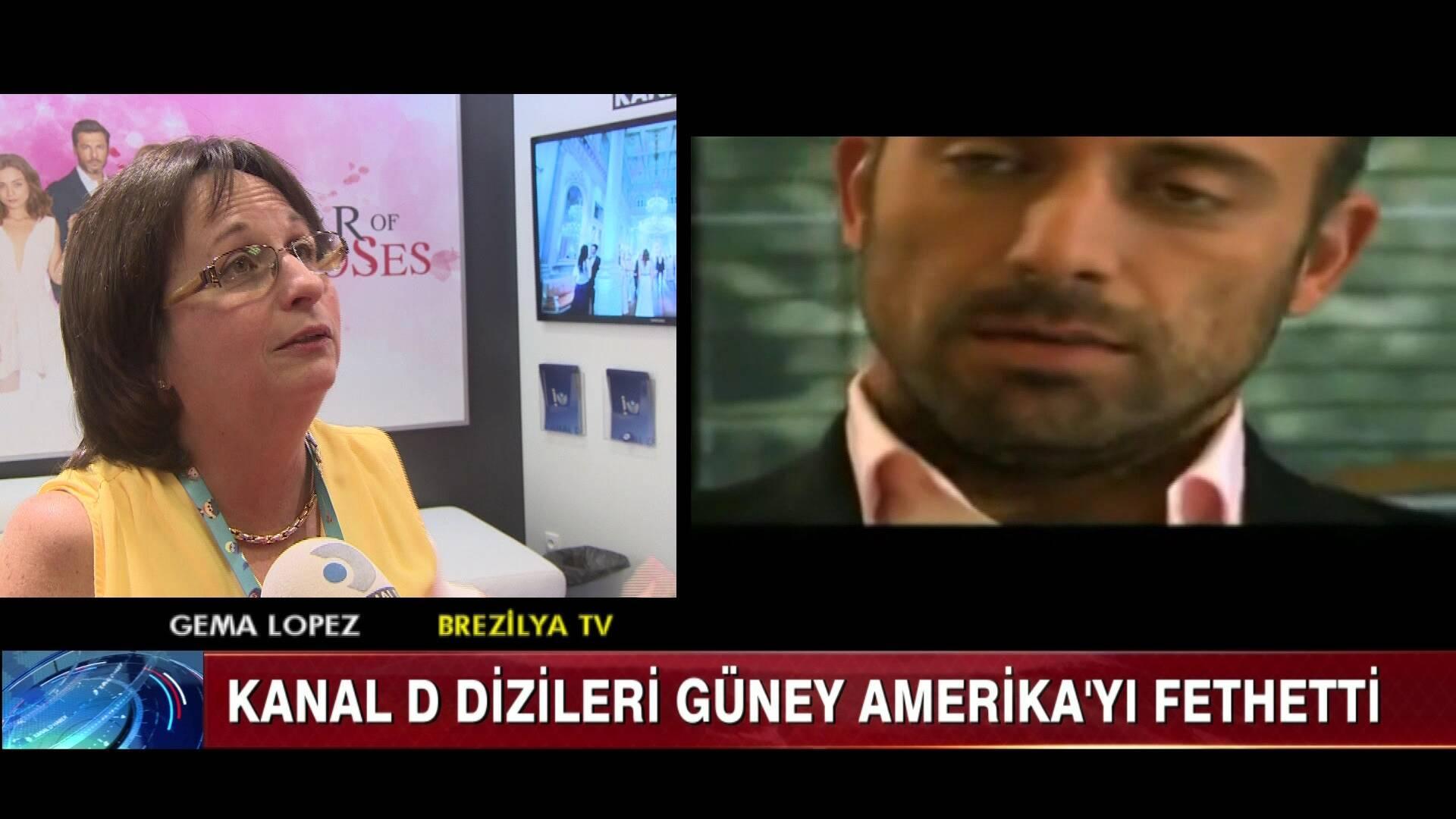Latin Amerika'da Türk dizileri!