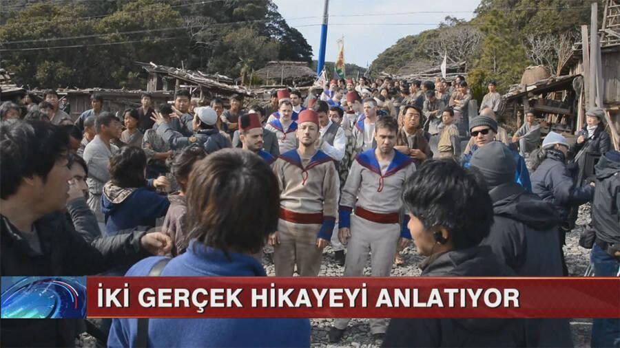 Türk-Japon Dostluğunun Öyküsü: Ertuğrul