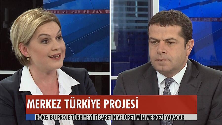 """""""Yüzyılın Projesi"""" Türkiye'nin ekonomik yükselişinin projesidir!"""