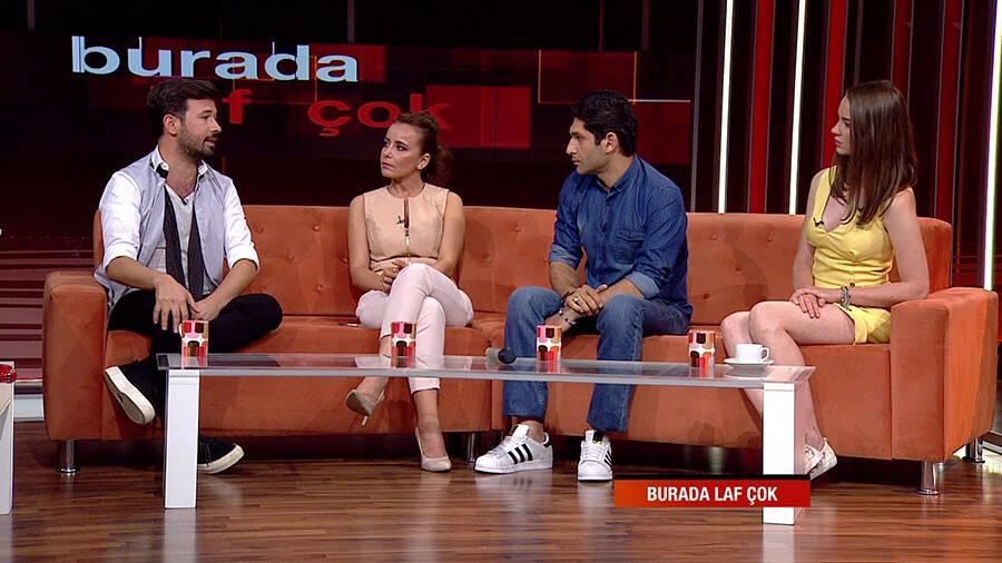 Yaz'ın Öyküsü oyuncuları, Mesut Yar'ın sorularını cevapladılar!