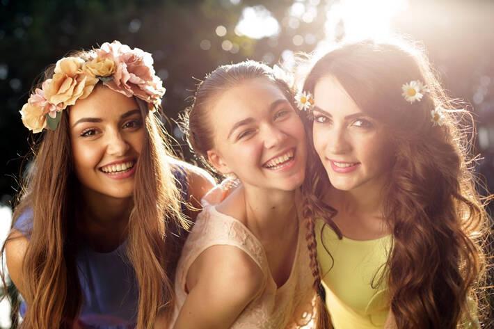 """Güneşin Kızları """"En Sıkı Takipçi"""" Yarışması"""