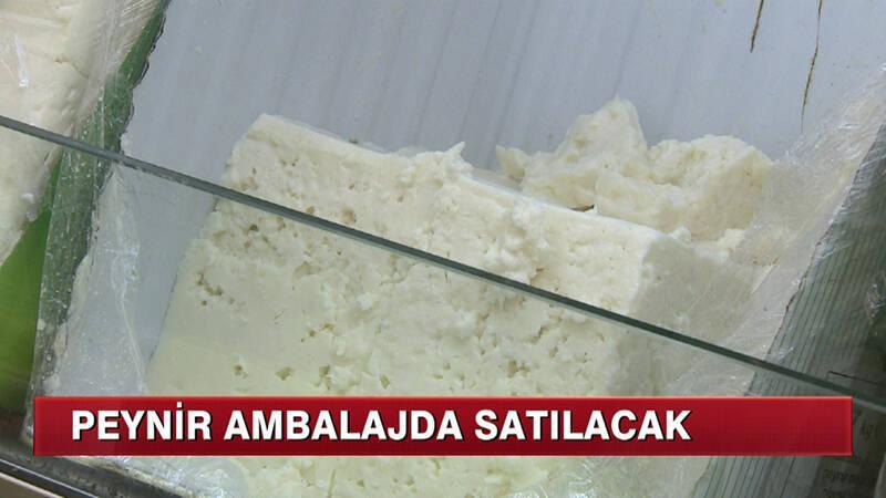 Açıkta Peynir Satılamayacak!