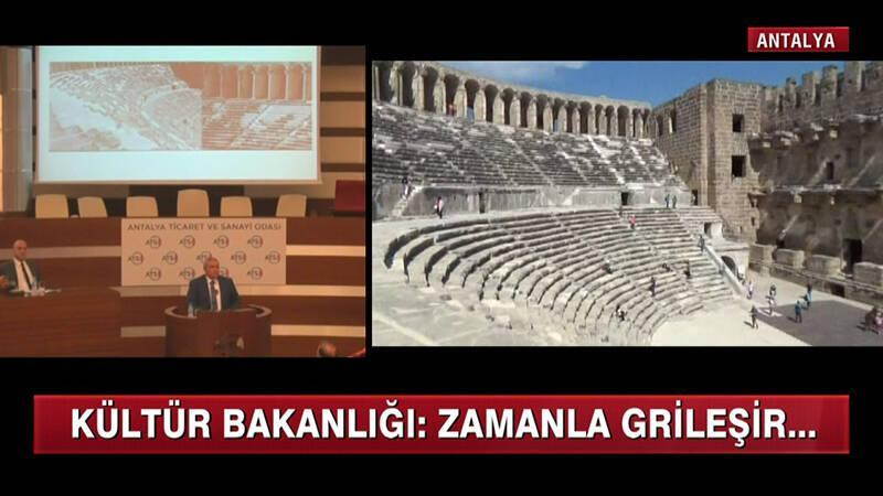 Kültür Bakanı: ''Eleştiriler ideolojik linç!''