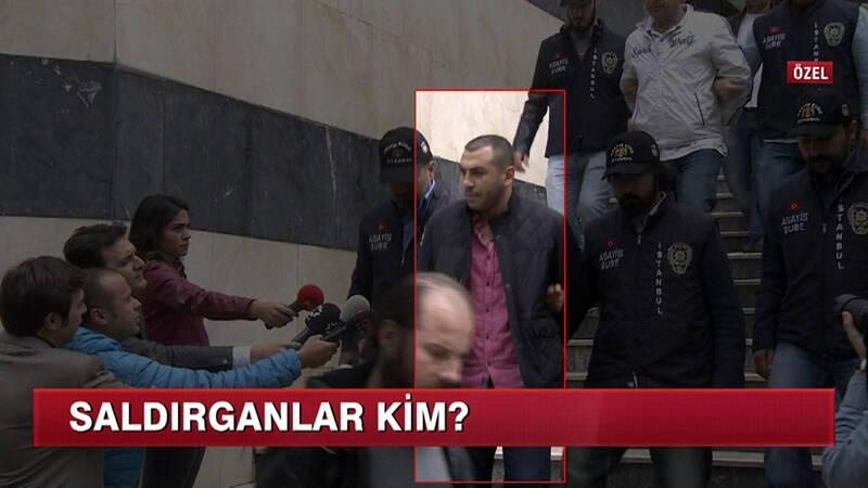 Ahmet Hakan'a saldıranlar kim?