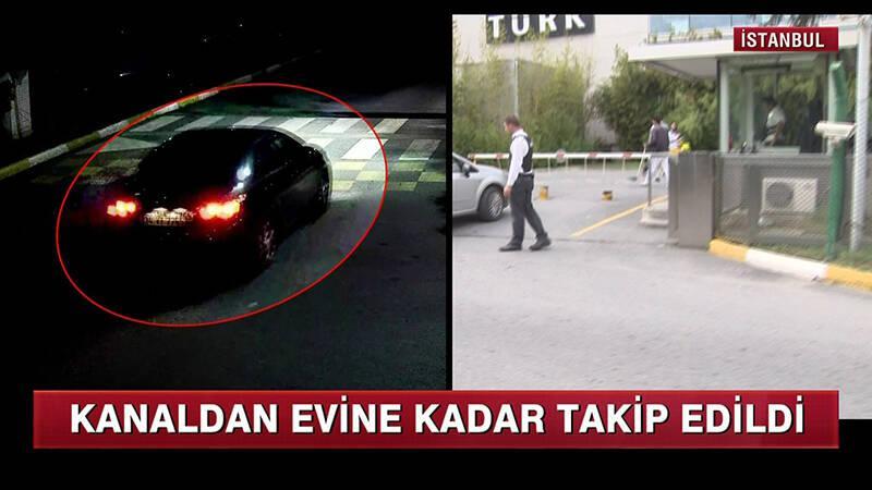 Ahmet Hakan'a evinin önünde saldırı!