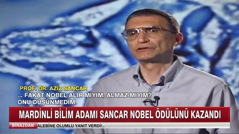 Türkiye'nin yüzü Nobel'le güldü!