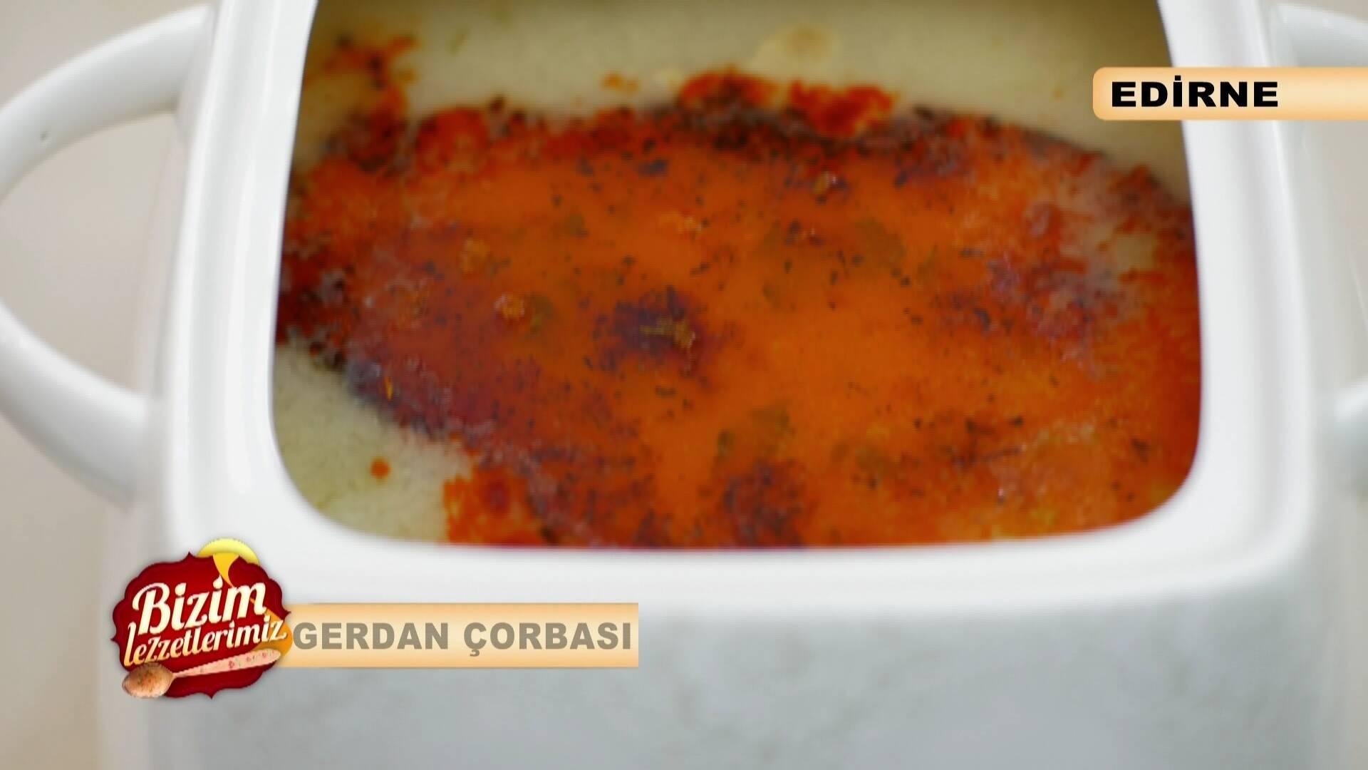 Gerdan Çorbası
